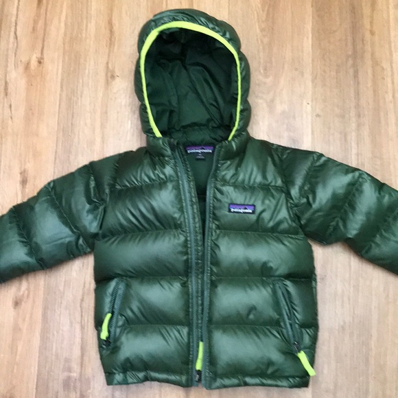 Patagonia Jackets Coats Down Kids Jacket 3t Poshmark